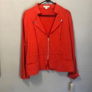 Woman's brand jacket never worn